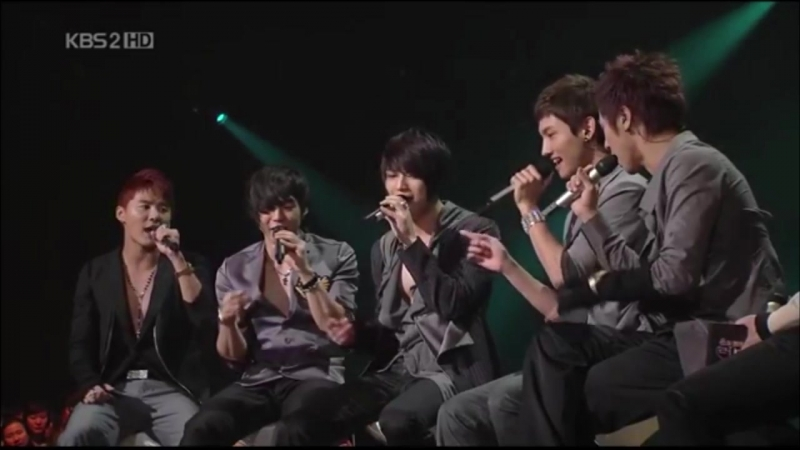 DBSK_TVXQ Real Voice(Without Autotune)