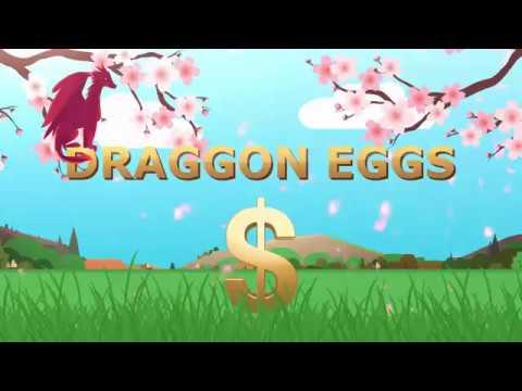 Промо ролик игры Dragoneggs