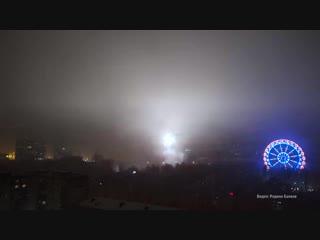 Салют 4 ноября 2018 г.Пермь