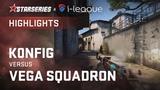 Highlights k0nfig vs Vega Squadron StarSeries &amp i-League CSGO Season 6