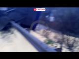 Несколько тонн зерна рассыпались при ДТП в Крымске