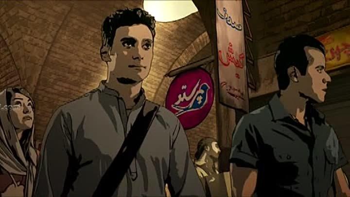 Табу Тегерана Tehran Taboo (2017) драма, мультфильм