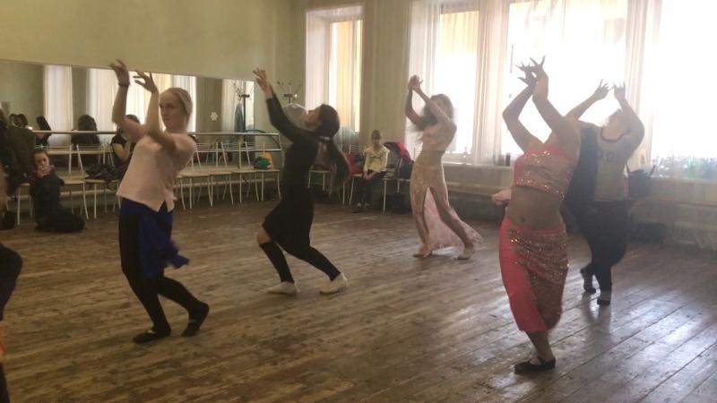 МК Ангелина Судакова «Халиджи» Новокузнецк 2017.