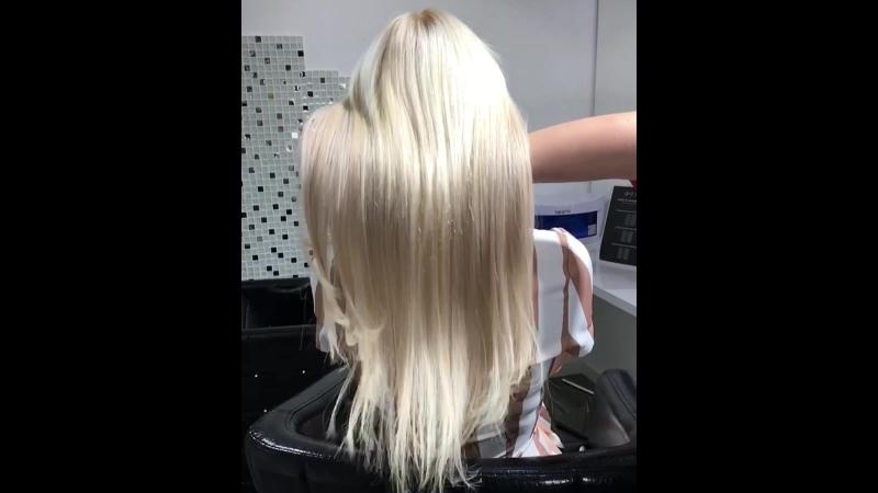 Наращивание волос в Липецке запись по телефону 89042893709