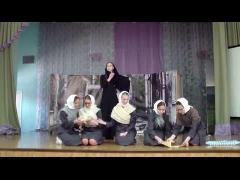 Дети войны Концерт 8Б
