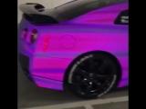 Как так?? GTR меняет цвета по запросу