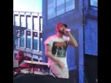 Eminem ft. 50 Cent Crack A Bottle (Twickenham London Revival Tour)