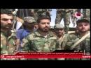 Подразделения армии восстановили контроль над большими территориями в пустыне провинций Хомс и Дейр-эз-Зор