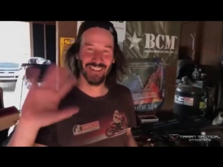 tarantactical - Keanu Christmas Chapter 1, 2