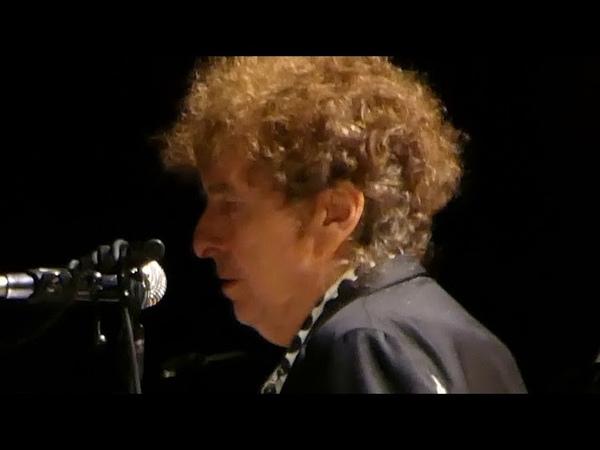 HD - Bob Dylan - Blowing in the Wind (live TZ81) @ Wiener Stadthalle, Vienna 2018 Austria
