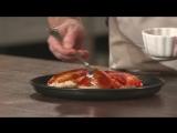 Большой завтрак с Мариной Кравец. Филе индейки с соусом барбекю и молодой кукурузой!