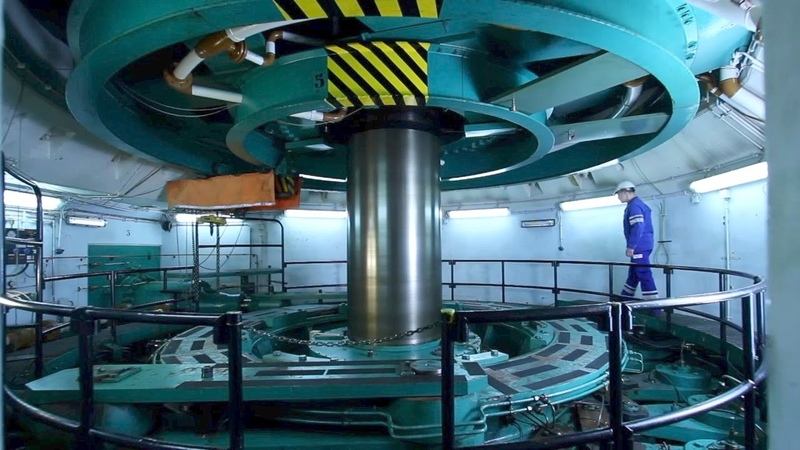 Coo-Trois-Ponts Hydroelectric Power Station - Video version 2011