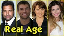 Spartacus Cast Real Age