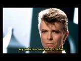 David Bowie - Loving the Alien - subtitulado espa