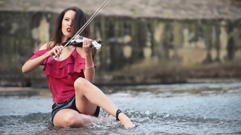 Bottle of Loneliness (El Mukuka ft. Kayla Jacobs) - Electric Violin Cover _ Cait