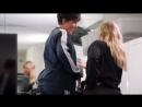KUWTK Kris Jenner Interferes With Pregnant Khloés Workout E