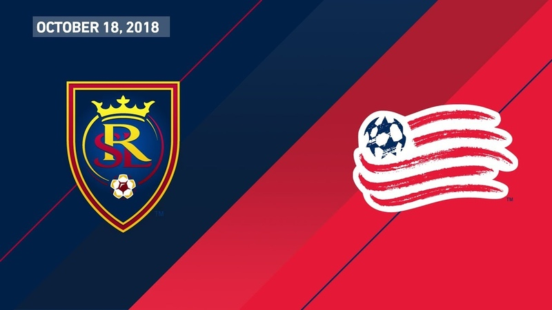 HIGHLIGHTS: Real Salt Lake vs. New England Revolution | October 18, 2018