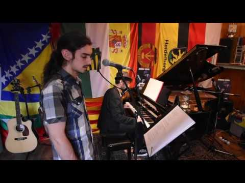 Oasis - Wonderwall (cover by Andrea Carri Giacomo Rossi)