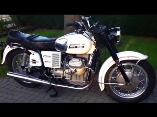Мотоцикл MOTO GUZZI V7 SPORT, 1972 года