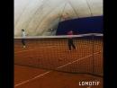 Открытый урок на теннисе 🎾