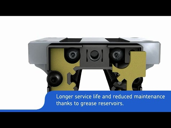 SKF Profile Rail Guide, series LLT introduction and benefits