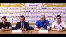 Пресс конференция матча Оргхим Газпром ЮГРА дубль