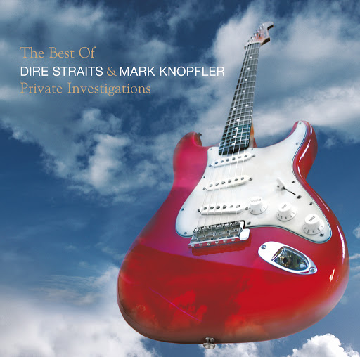 Dire Straits альбом The Best Of Dire Straits & Mark Knopfler - Private Investigations