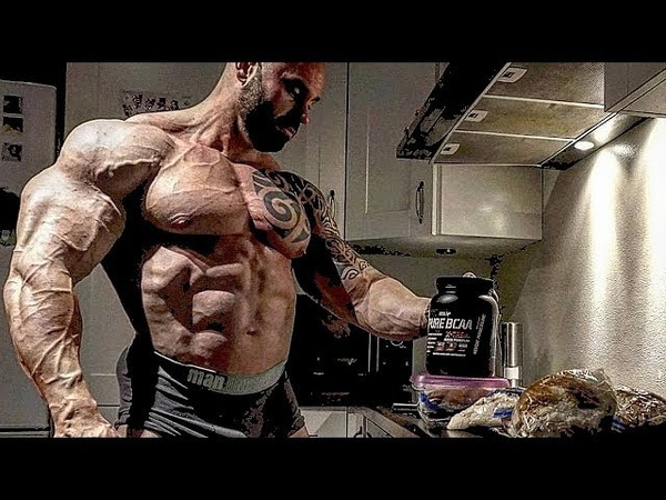 Bodybuilding Motivation - EATING LIKE A CHAMPION 2018