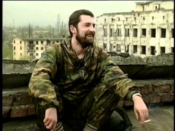 Владимир Виноградов - Как я поехал на войну в Чечню...