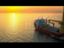 Offshore Oil Gas 3D Animation - Subsea Pipeline Maintenance