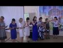Попурри родителей на выпускной 9 класса 2016 года Исилькульский лицей