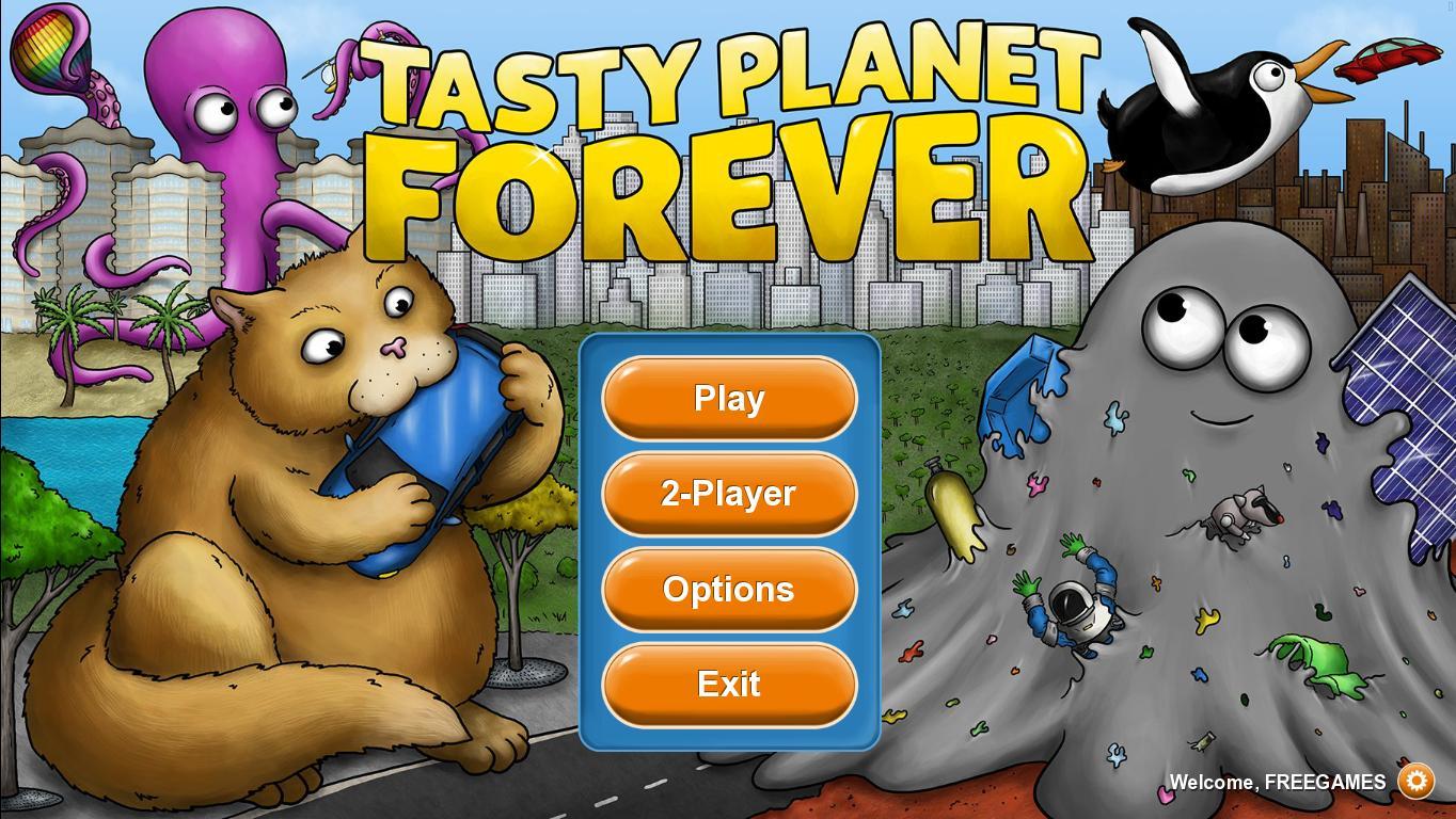 Съедобная планета 4 | Tasty Planet 4 Forever (En)