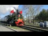 Ретро-поезд «Победа».