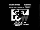 Dimitri Vegas &amp Like Mike, Tujamo vs Dillon Francis &amp DJ Snake - Nova Get Low (Mirac Bas Mashup)