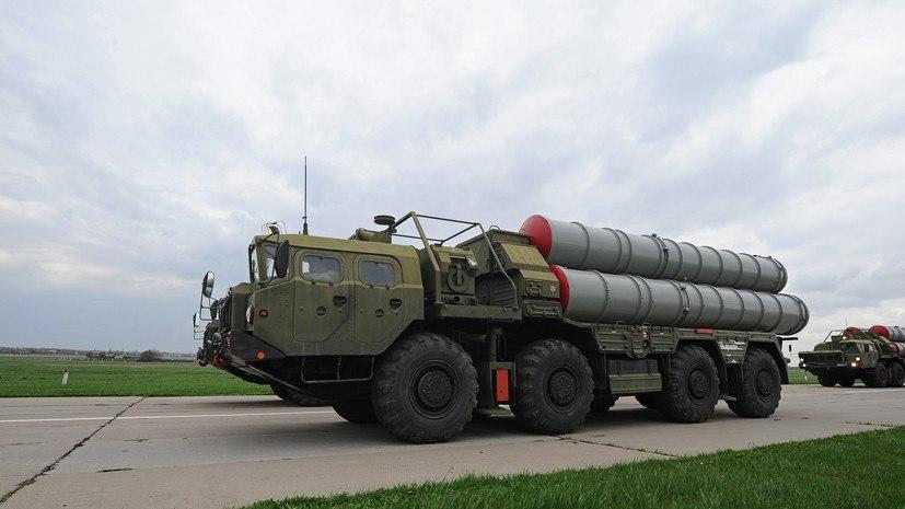 Глава Рособоронэкспорта сделал заявление о ЗРК С-400 для Турции