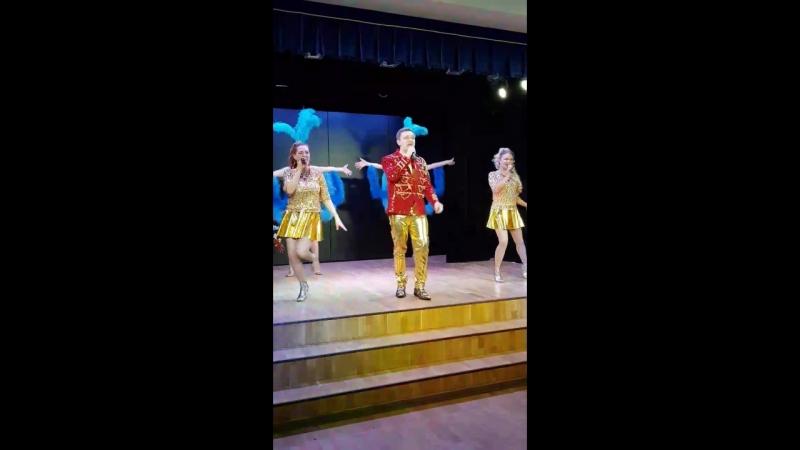 Шарман Балаган и шоу балет Валери 25.04.18 КДЦ Московский просто среда, просто концерт