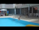 Турция Дима в аквапарке