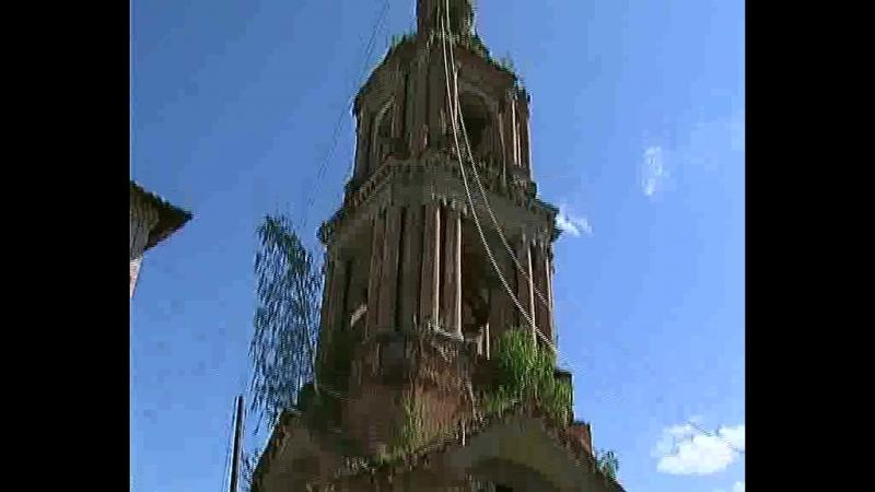 ТНТ-новости Крест на церковь в Орлове 21Казанская