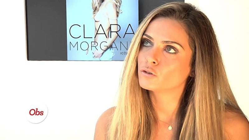 Clara Morgane Etre nue cest aussi être une femme de pouvoir