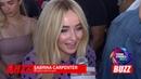 Интервью на Teen Choice Awards для BUZZ 12 08 2018