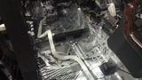 Volvo S80 шумоизоляция сделана недорогими материалами. Избавление от шума, эффект ощутимый