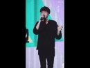 180609 Linong singing on fanmeeting in Nanjing