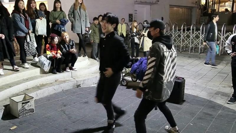 JHKTV]_홍대댄스hong_dae__k-pop_dance_no_name_team_as_if_its_you_last