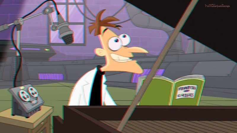 Phineas and Ferb - Doofenshmirtz Evil Incorporated (Evil Jingle)
