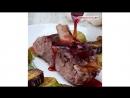 Телятина в гранатовом соусе | Больше рецептов в группе Кулинарные Рецепты