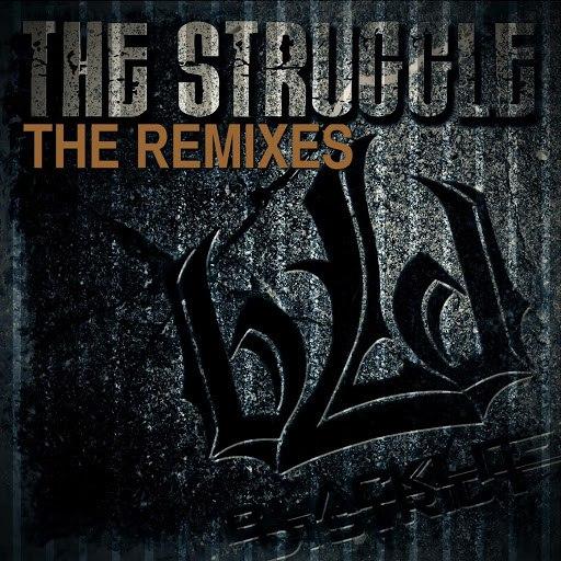Blacklite District альбом The Struggle: Remixes