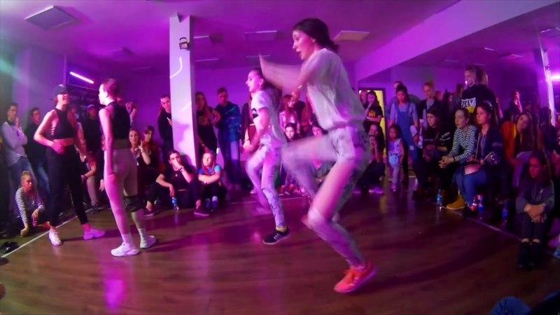 BOMBOCLAAT PARTY DANCEHALL 2*2 FINAL BABINA MEGAN VS MADMONKEZZZ