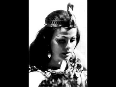 O, ma lyre immortelle from Opera Sapho sung by Viorica Cortez
