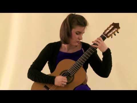 Jelica Mijanovic - Fernando Sor, Fantaisie et variations brillantes, op.30 (Classical Guitar)