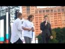 Алексей Воробьев, Андрей Малахов и Френды - Москва, танцуй! Москва, голосуй! Музеон Сюжет от 06.09.2018